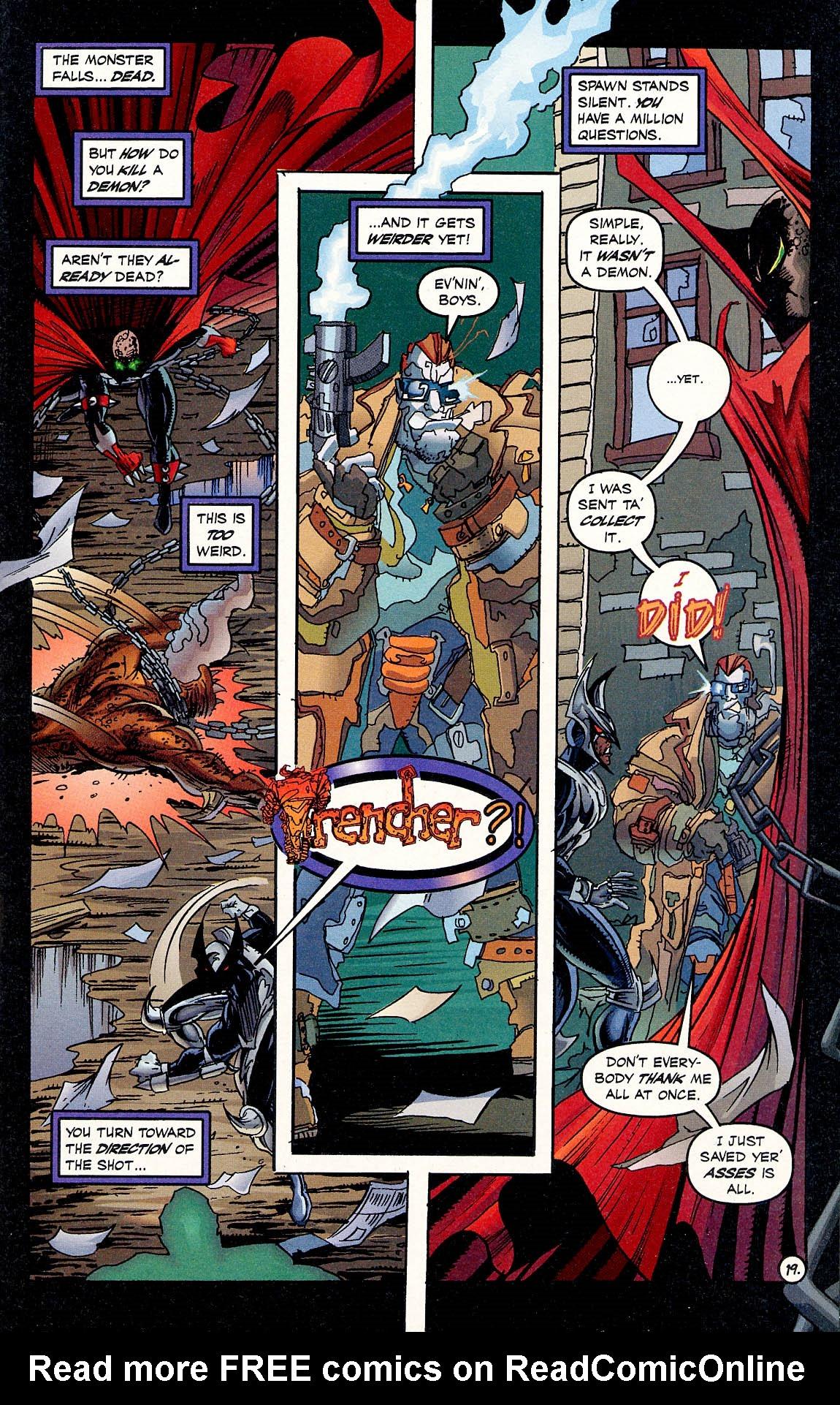 Read online ShadowHawk comic -  Issue #17 - 18
