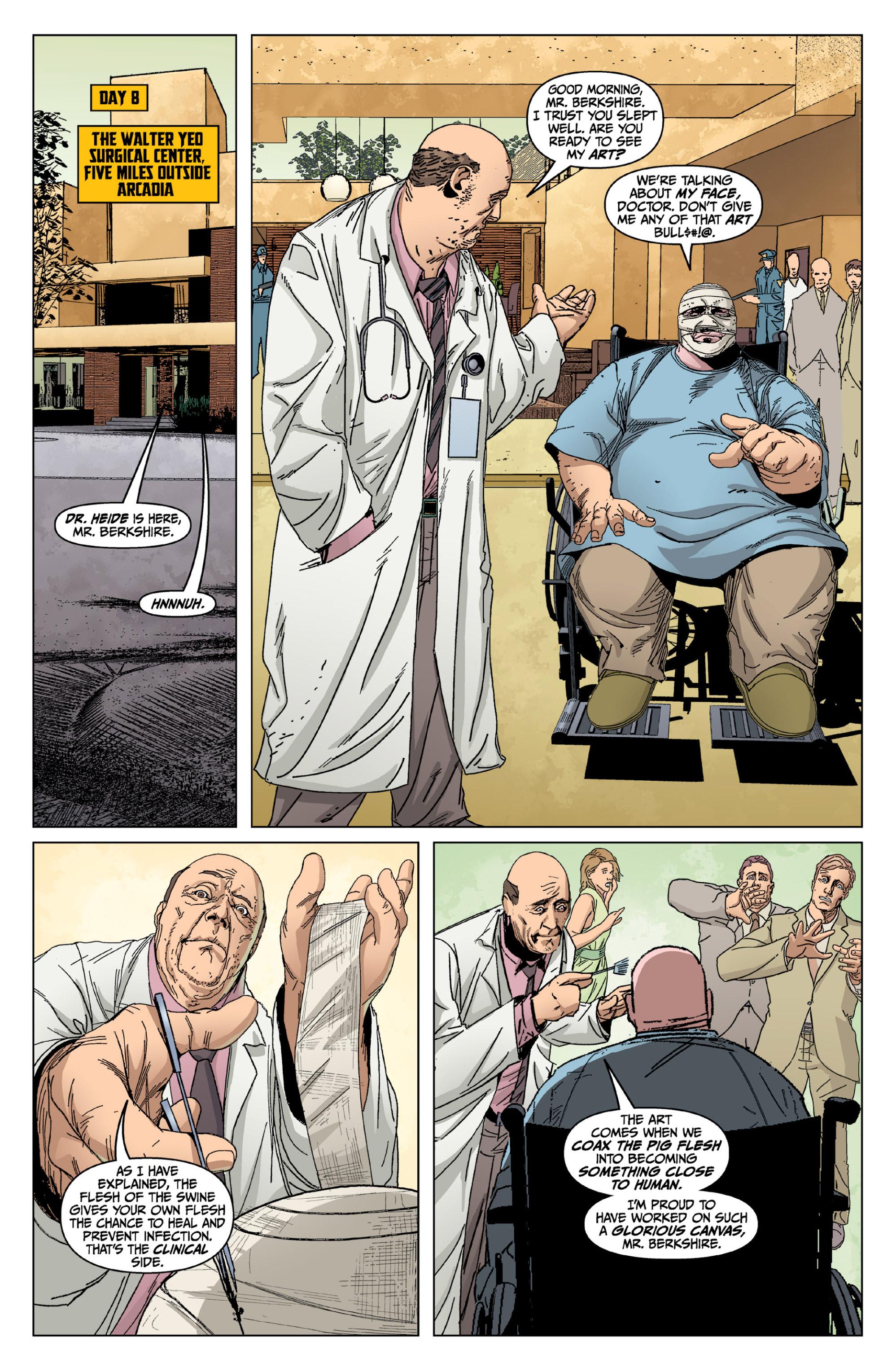 Read online X: Big Bad comic -  Issue # Full - 92
