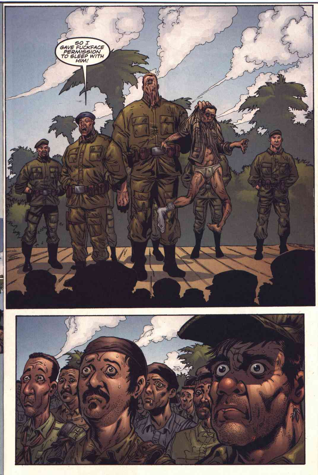 Read online Fury comic -  Issue #4 - 7