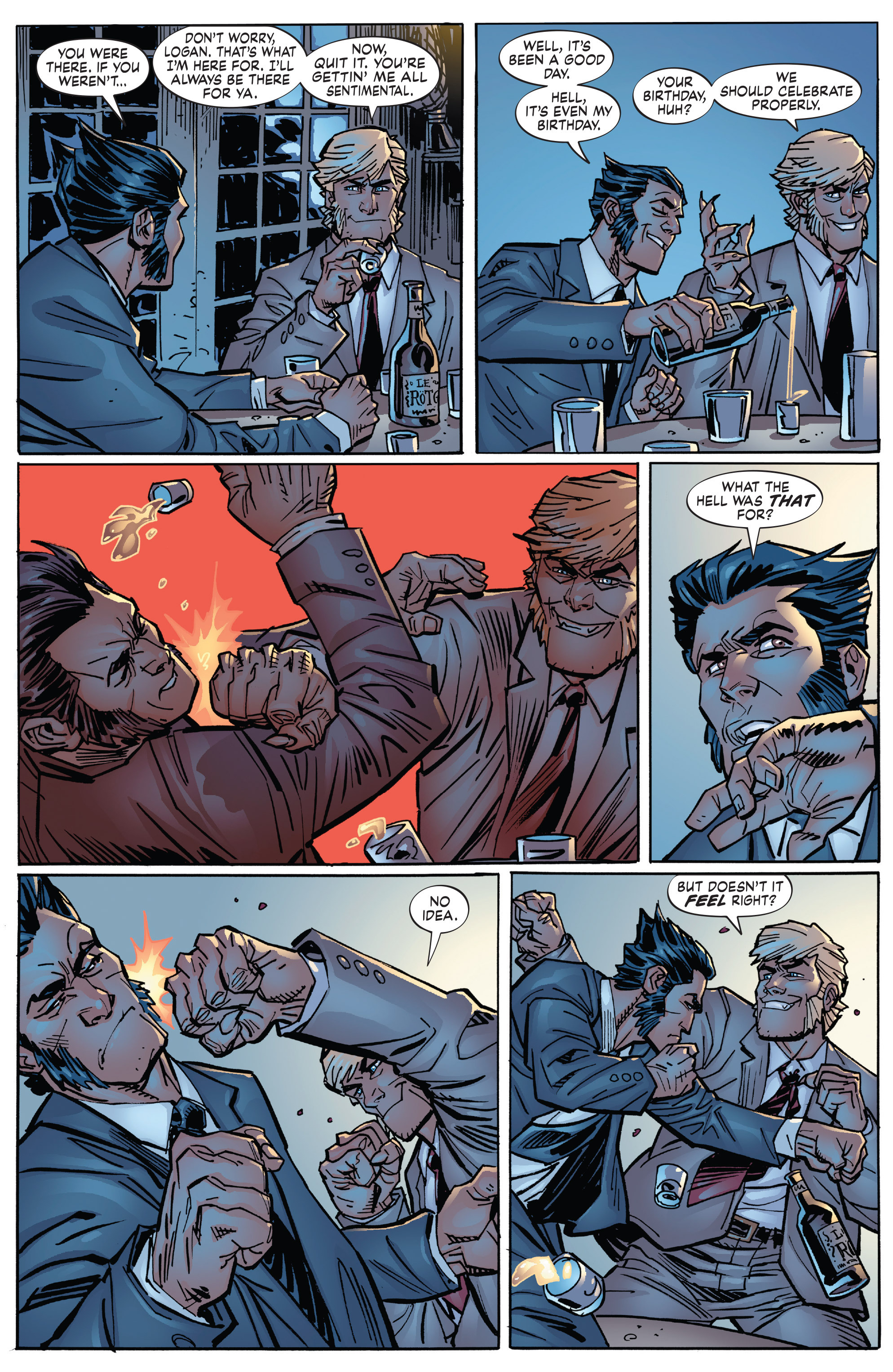 X Men Origins Sabretooth Full   Read X Men Origins
