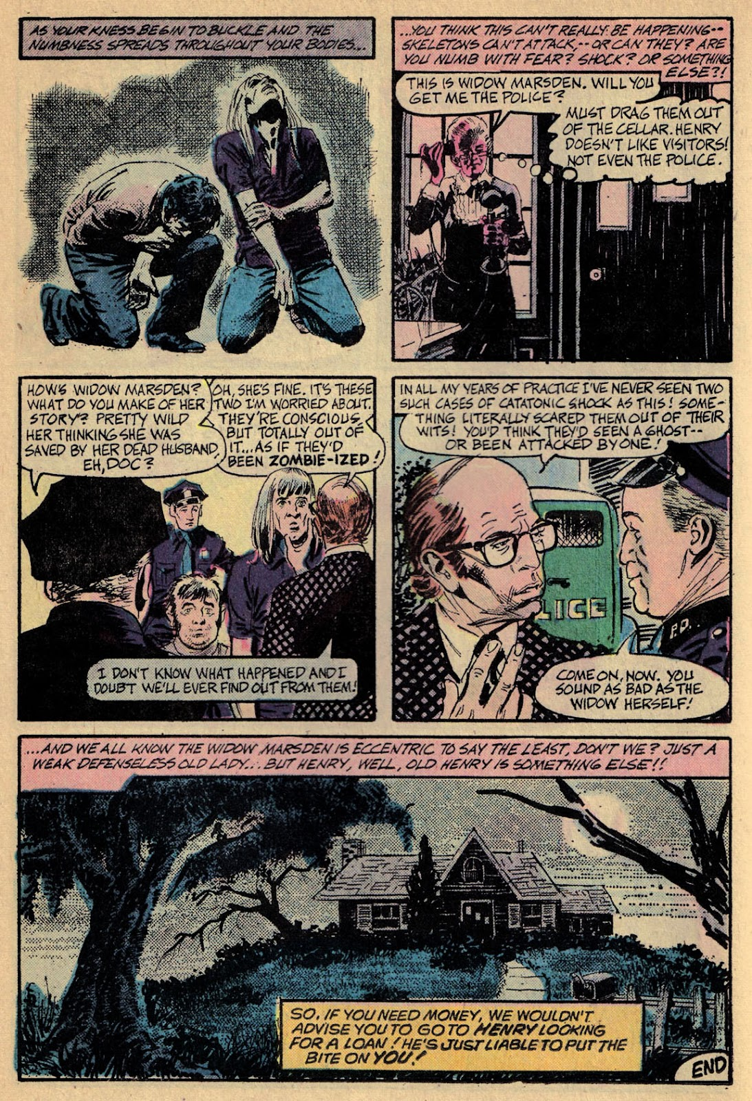 Read online Madhouse Comics comic -  Issue #97 - 18