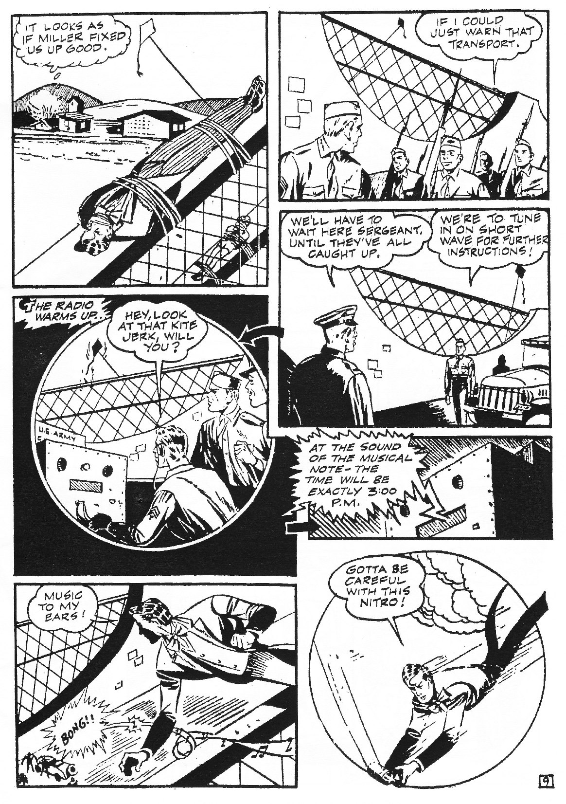 Read online Men of Mystery Comics comic -  Issue #77 - 59