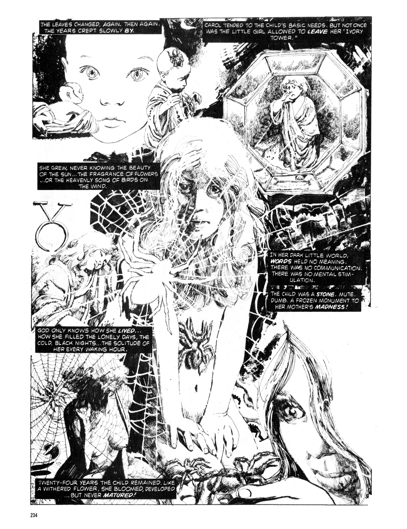 Read online Eerie Archives comic -  Issue # TPB 18 - 231