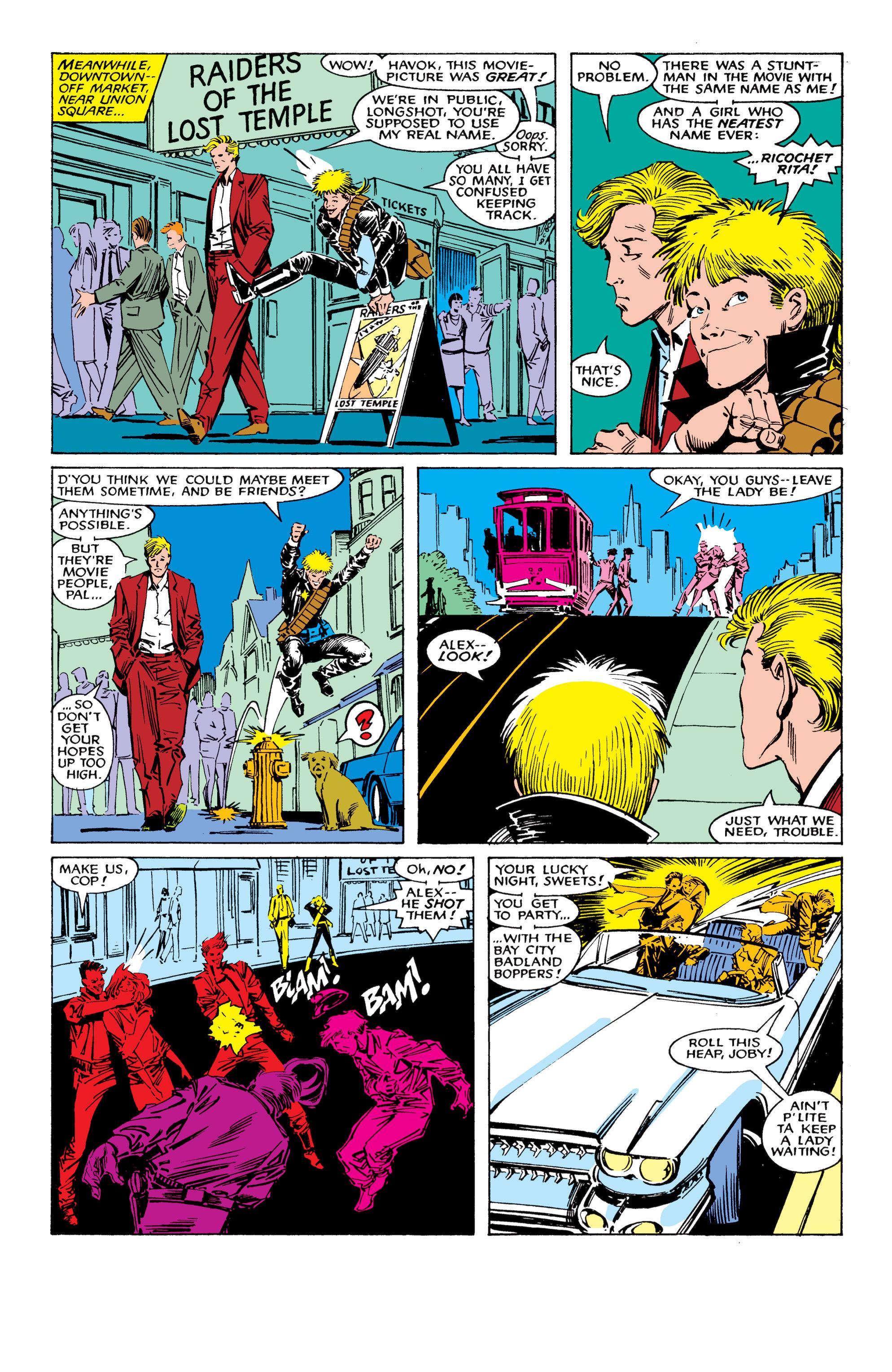 Read online Uncanny X-Men (1963) comic -  Issue #224 - 11