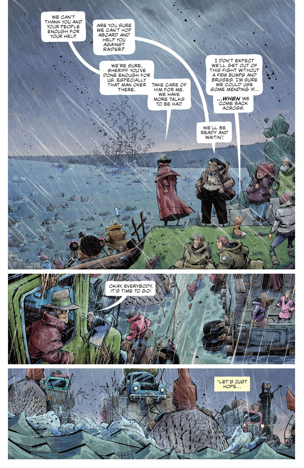 Read online Middlewest comic -  Issue #15 - 16