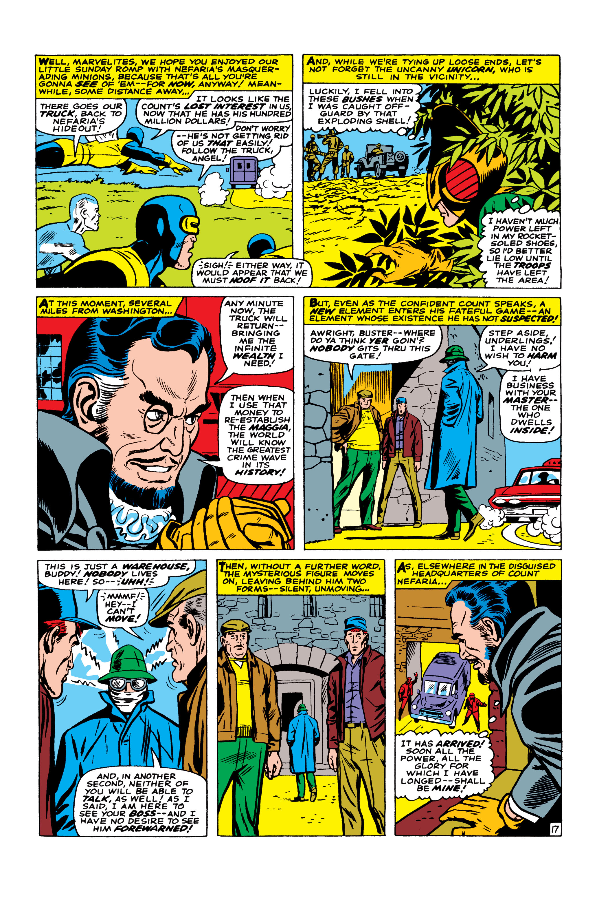 Read online Uncanny X-Men (1963) comic -  Issue #23 - 18