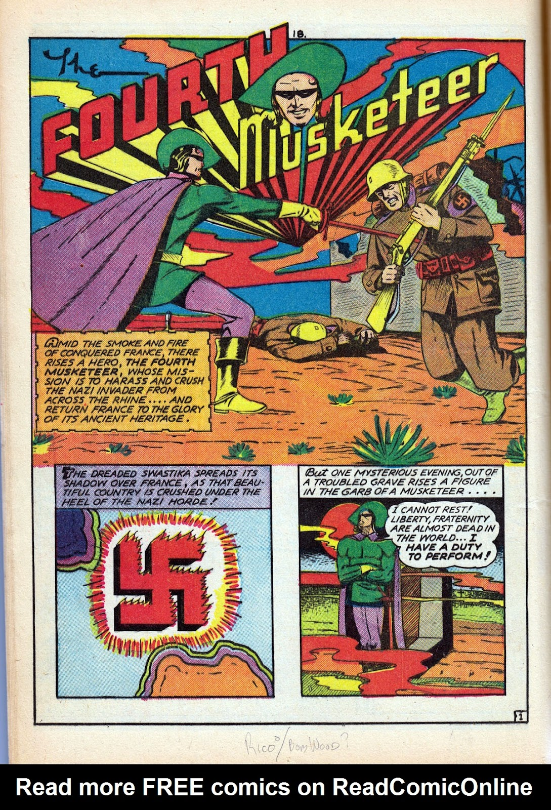 Read online Comedy Comics (1942) comic -  Issue #10 - 20