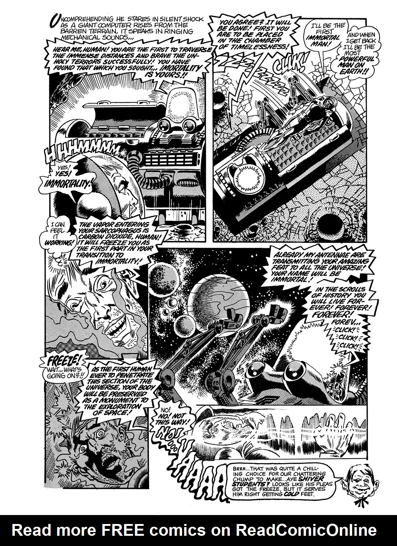 Read online Eerie Archives comic -  Issue # TPB 5 - 74