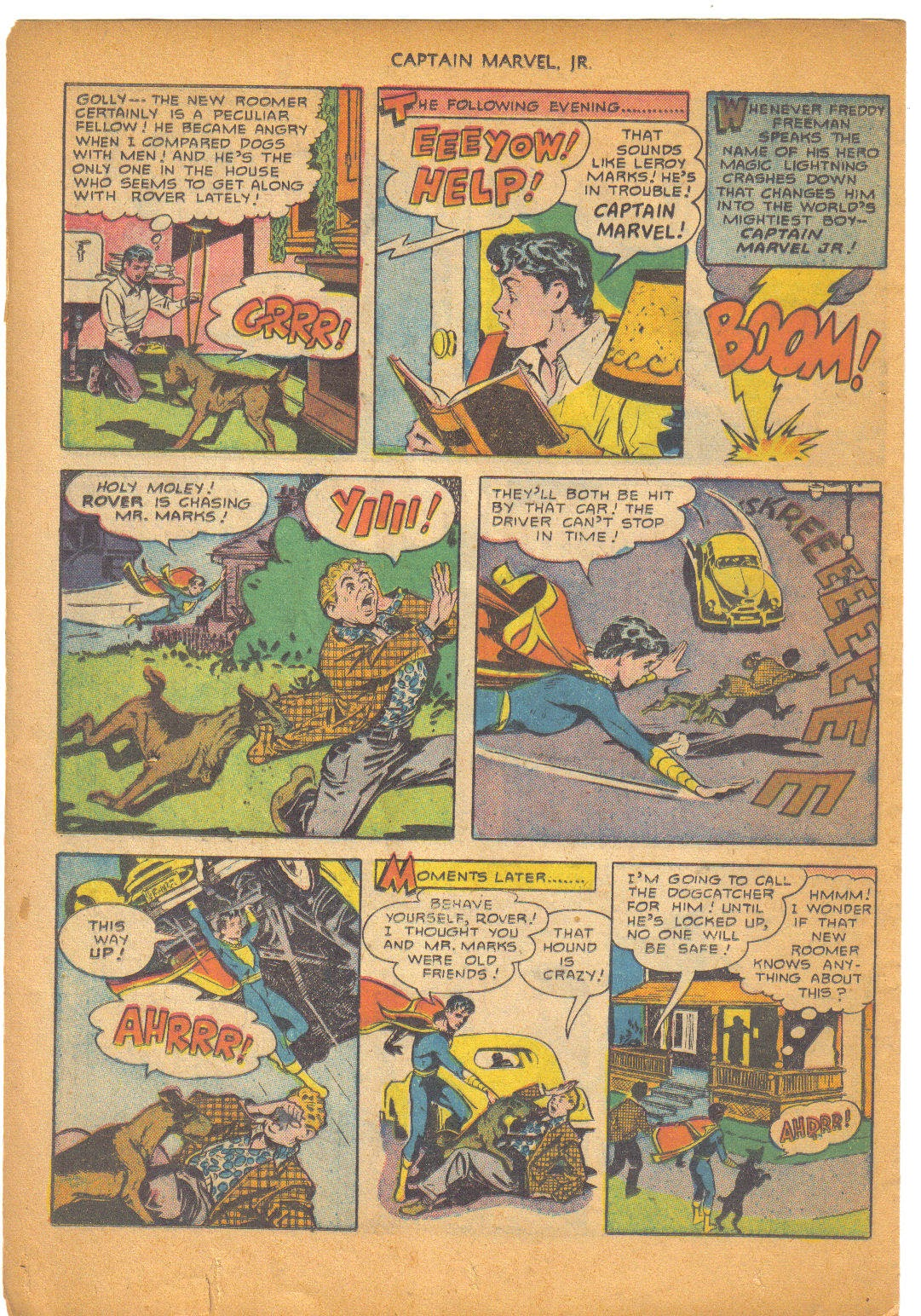 Captain Marvel, Jr. issue 95 - Page 27