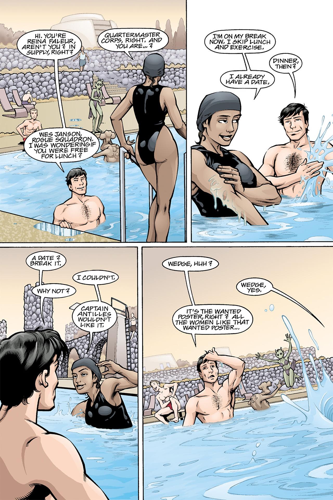 Read online Star Wars Omnibus comic -  Issue # Vol. 3 - 276