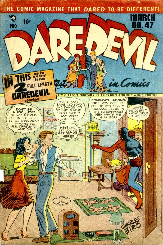 Daredevil (1941) 47 Page 1