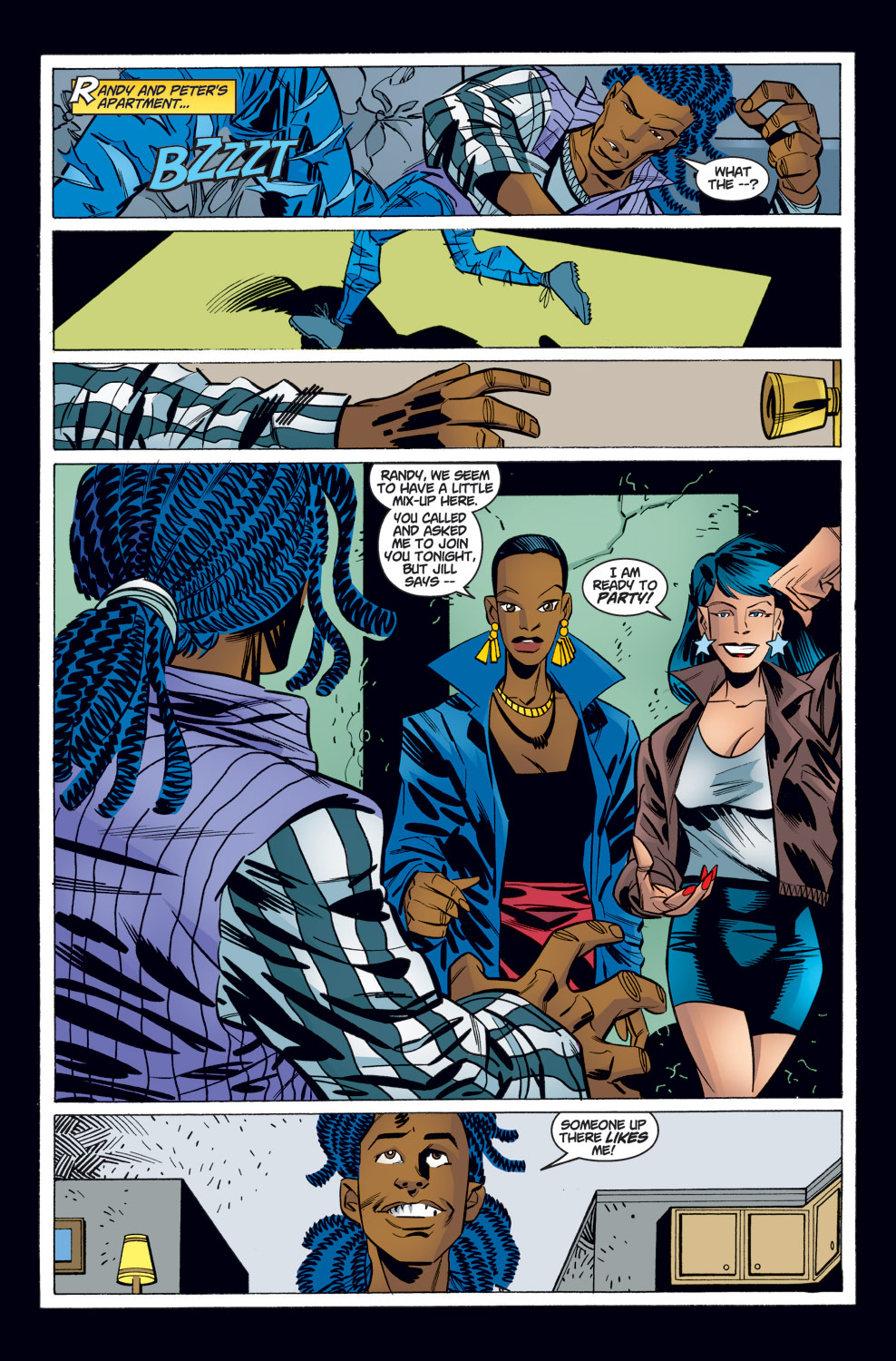 The Amazing Spider-Man (1999) 20 Page 19