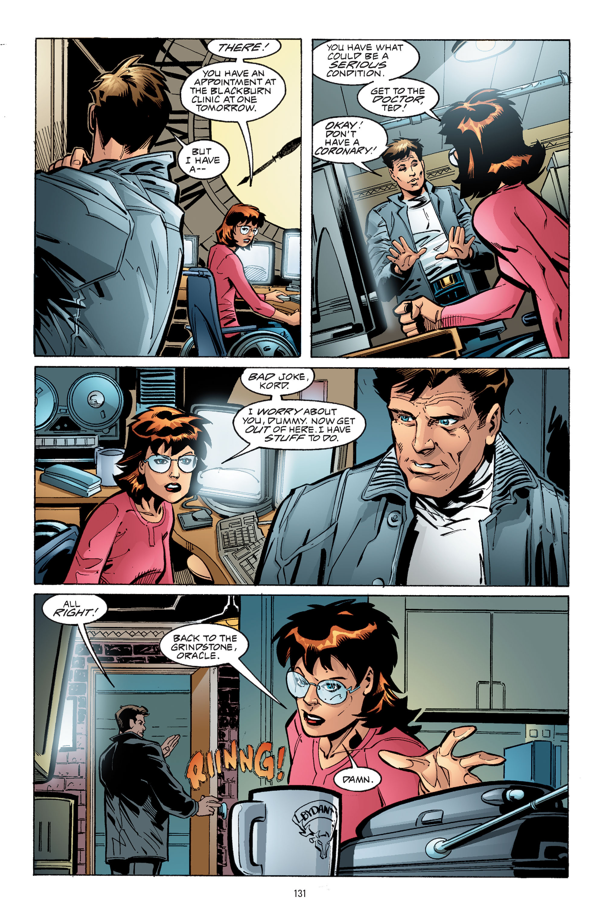 Batman: Bruce Wayne - Murderer? Part_2 Page 1