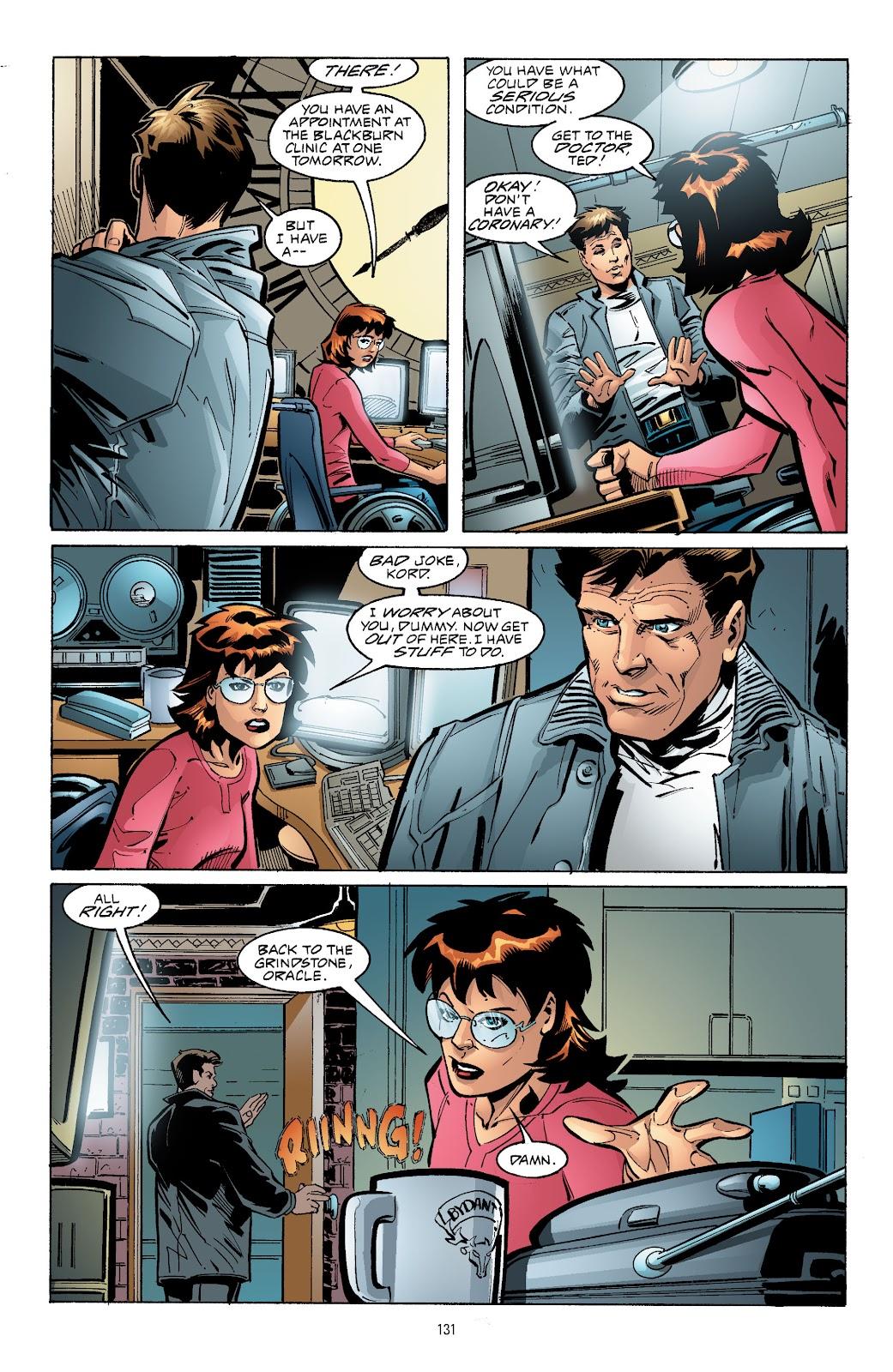 Batman: Bruce Wayne - Murderer? Part_2 Page 1