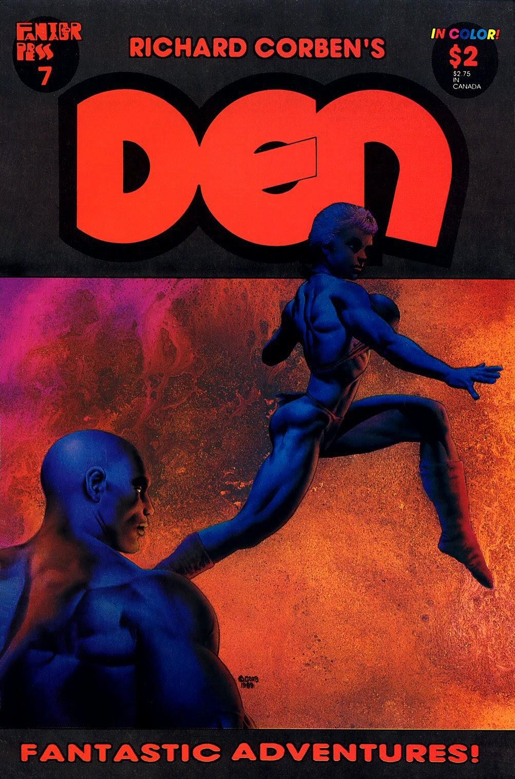 Den (1988) 7 Page 1