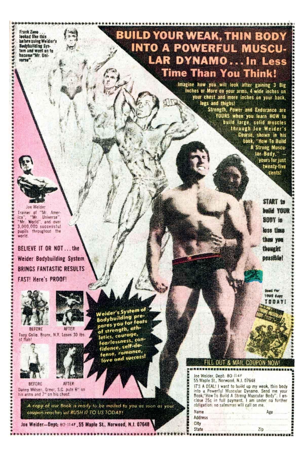 Read online Shazam! (1973) comic -  Issue #15 - 61