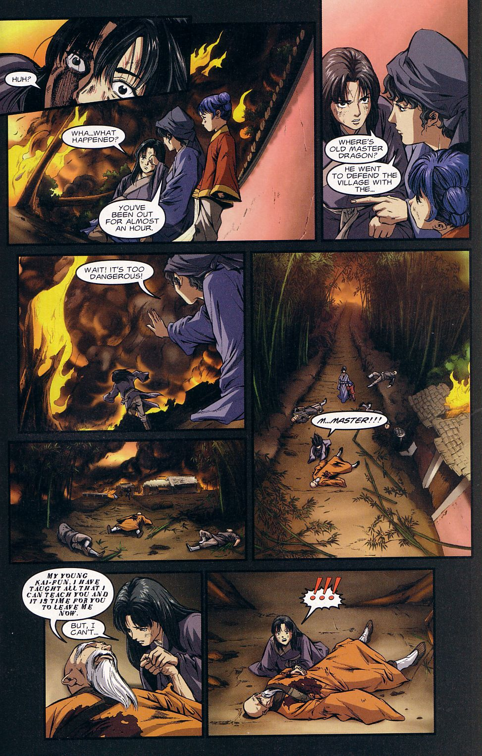 Read online Robotech: Love and War comic -  Issue #1 - 20