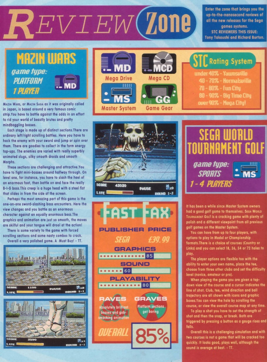 Read online Sonic the Comic comic -  Issue #6 - 10