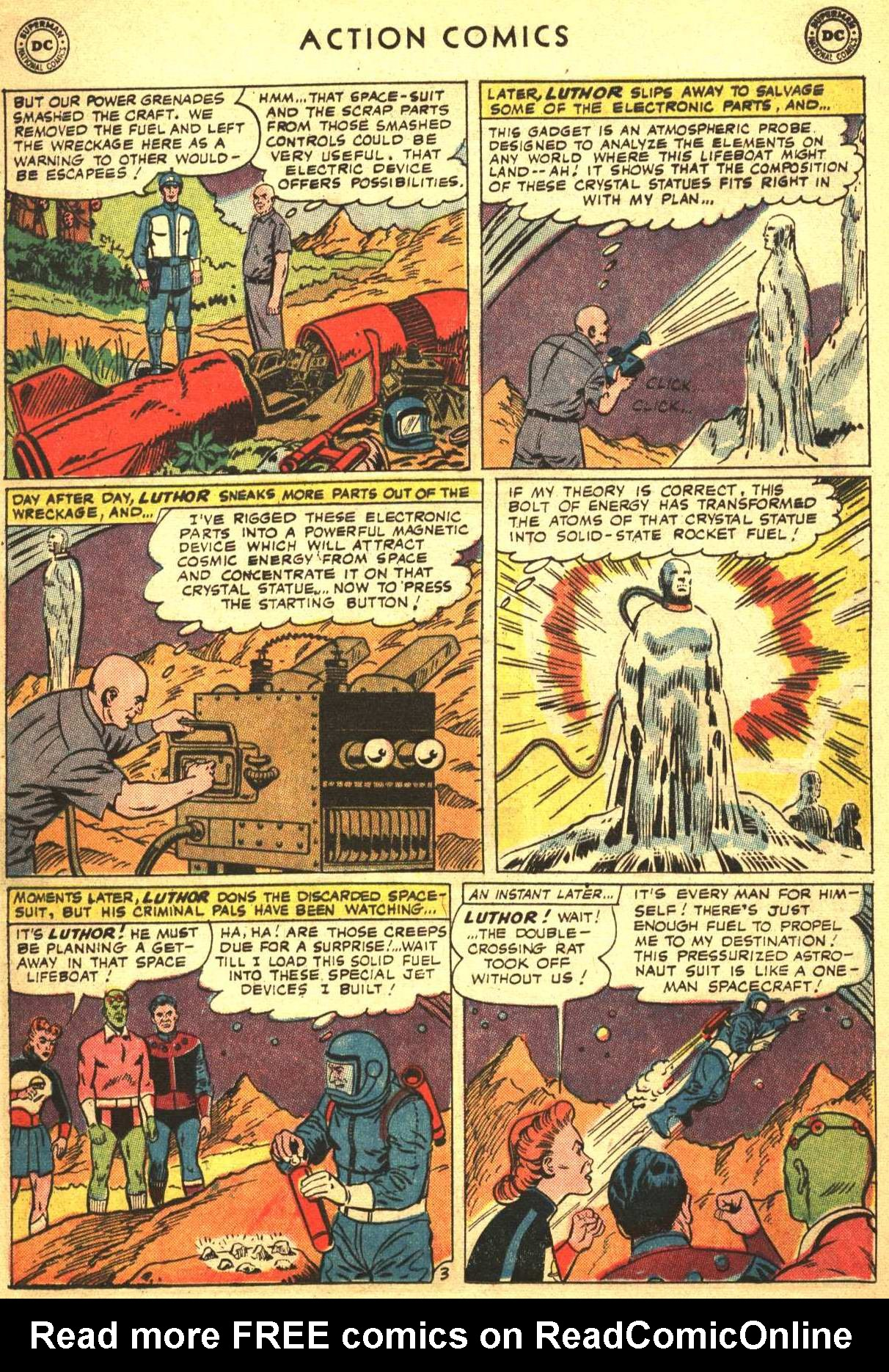 Read online Action Comics (1938) comic -  Issue #332 - 5