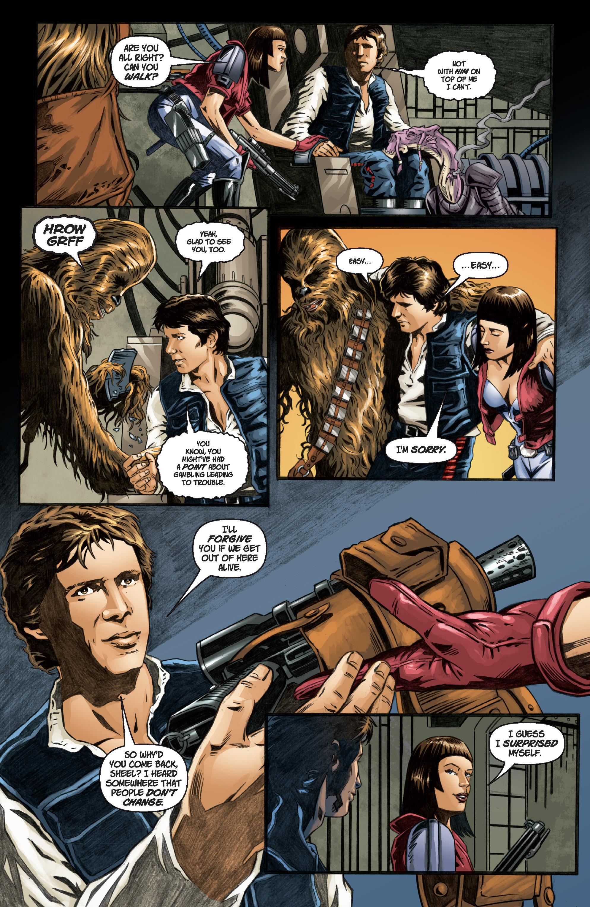 Read online Star Wars Omnibus comic -  Issue # Vol. 17 - 364