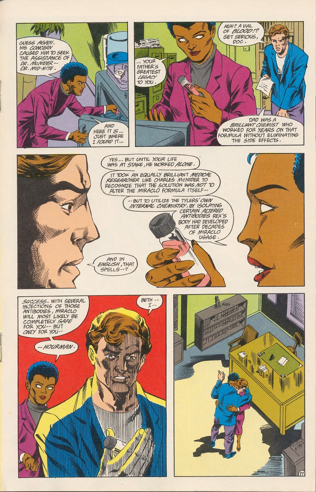 Infinity Inc. (1984) issue 40 - Page 19