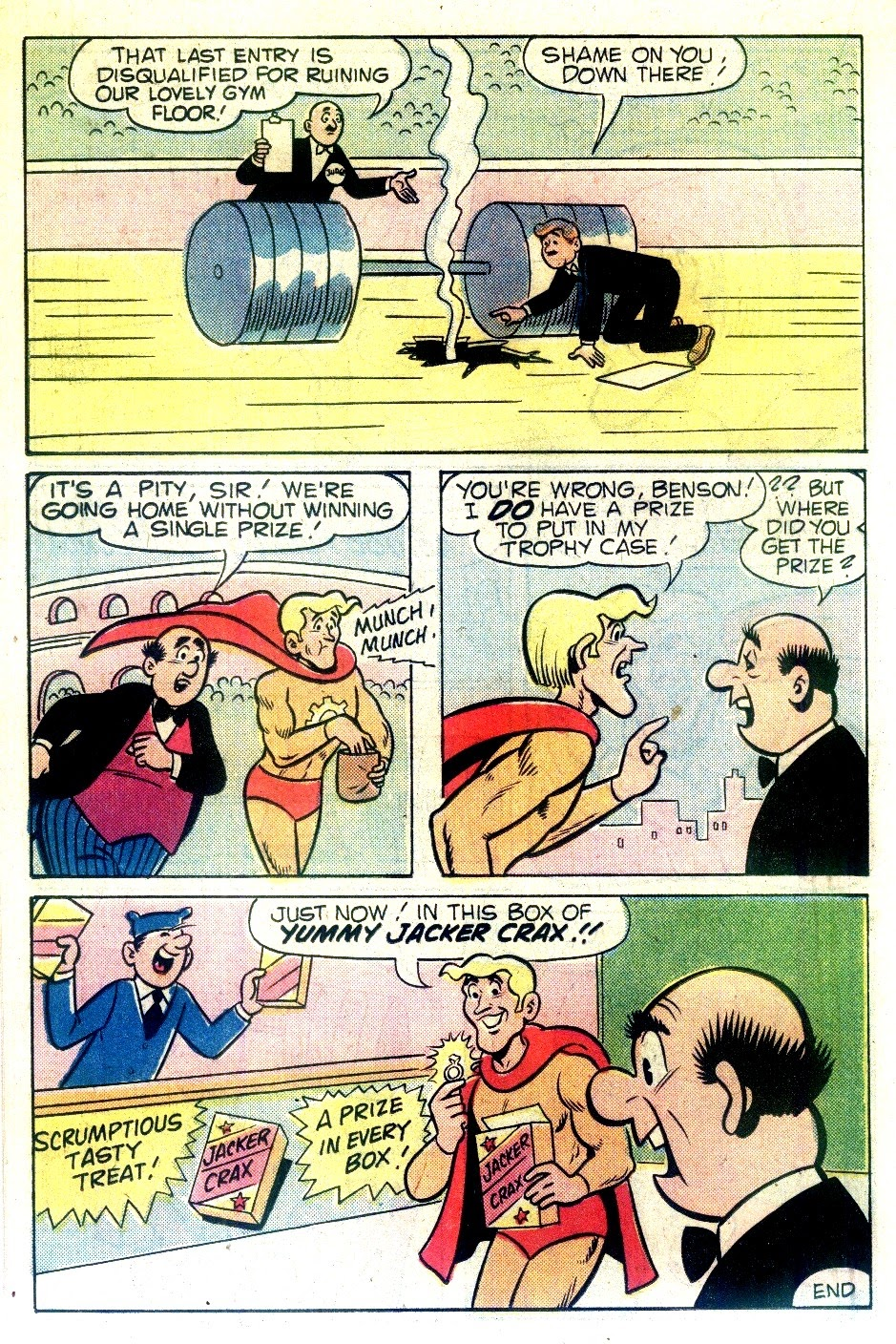Read online Madhouse Comics comic -  Issue #125 - 18