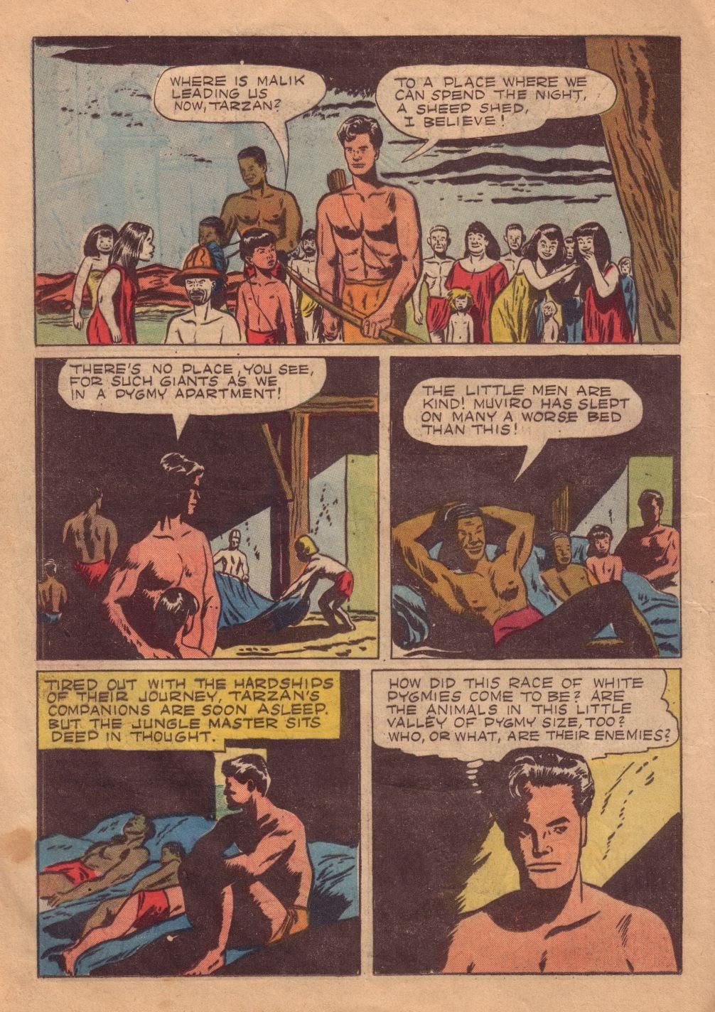 Tarzan (1948) issue 8 - Page 20
