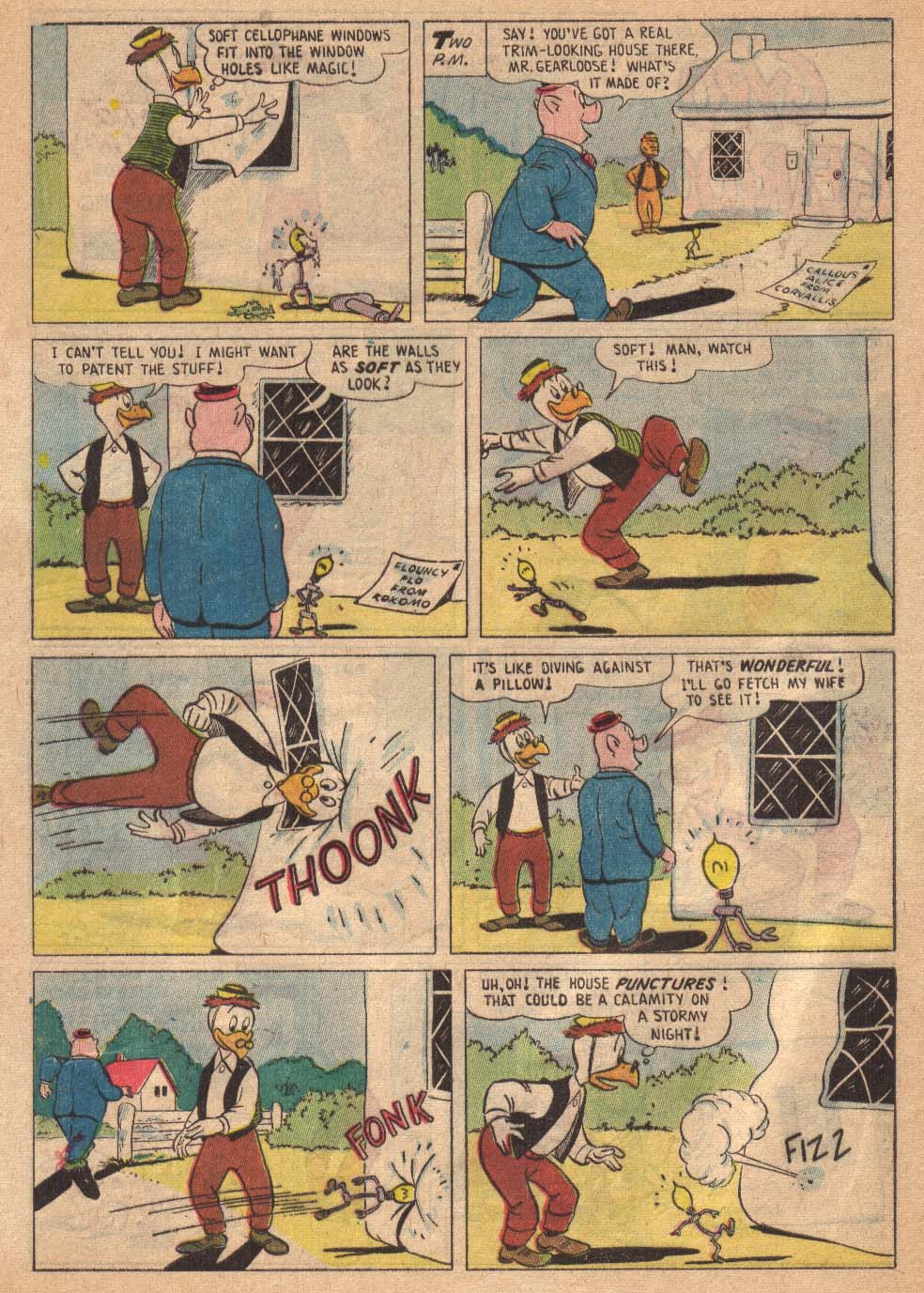 Read online Uncle Scrooge (1953) comic -  Issue #19 - 32