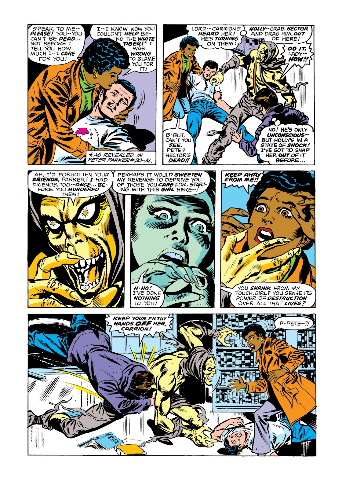 Read online Marvel Masterworks: The Spectacular Spider-Man comic -  Issue # TPB 2 (Part 3) - 47