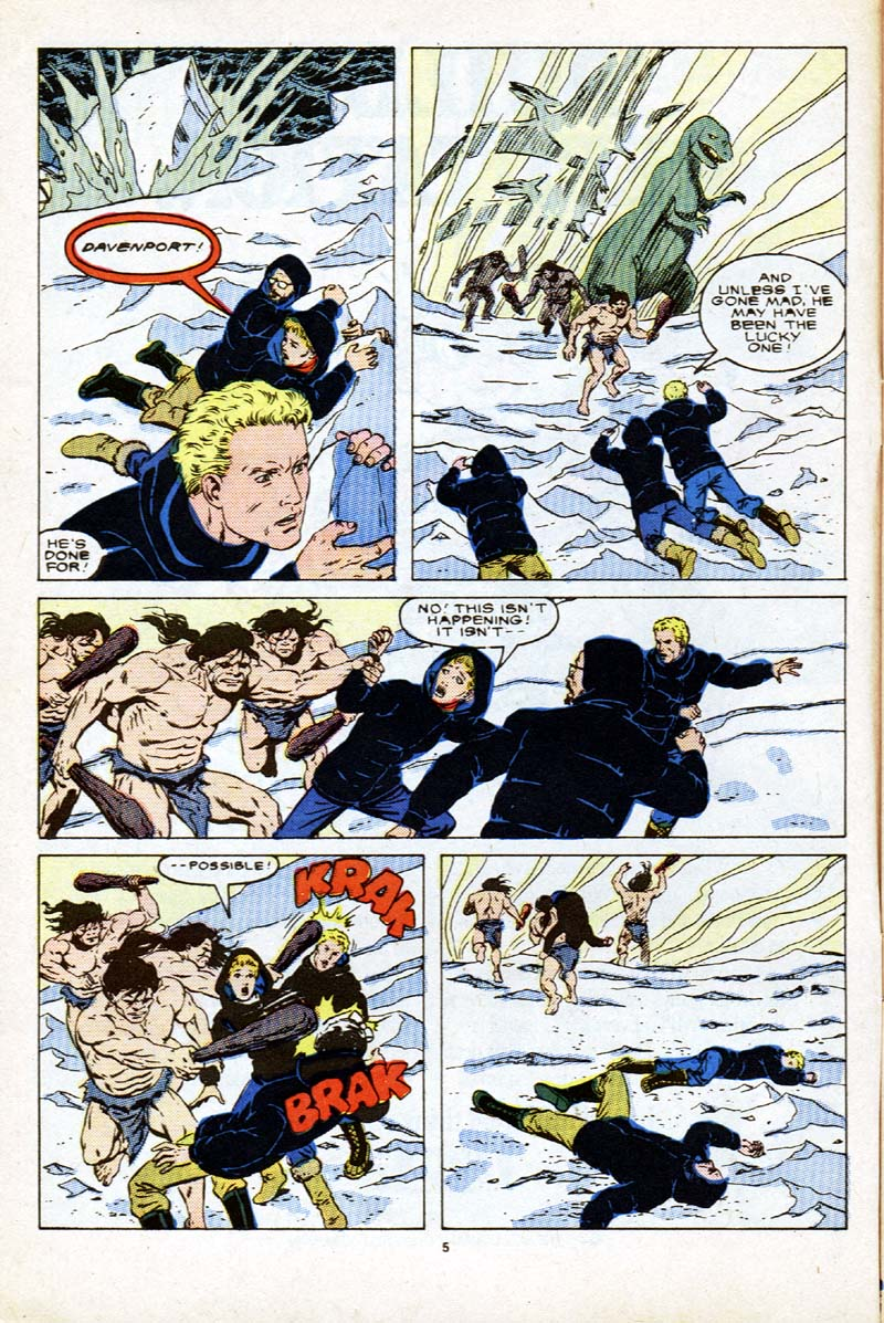 Read online Alpha Flight (1983) comic -  Issue # _Annual 2 - 6