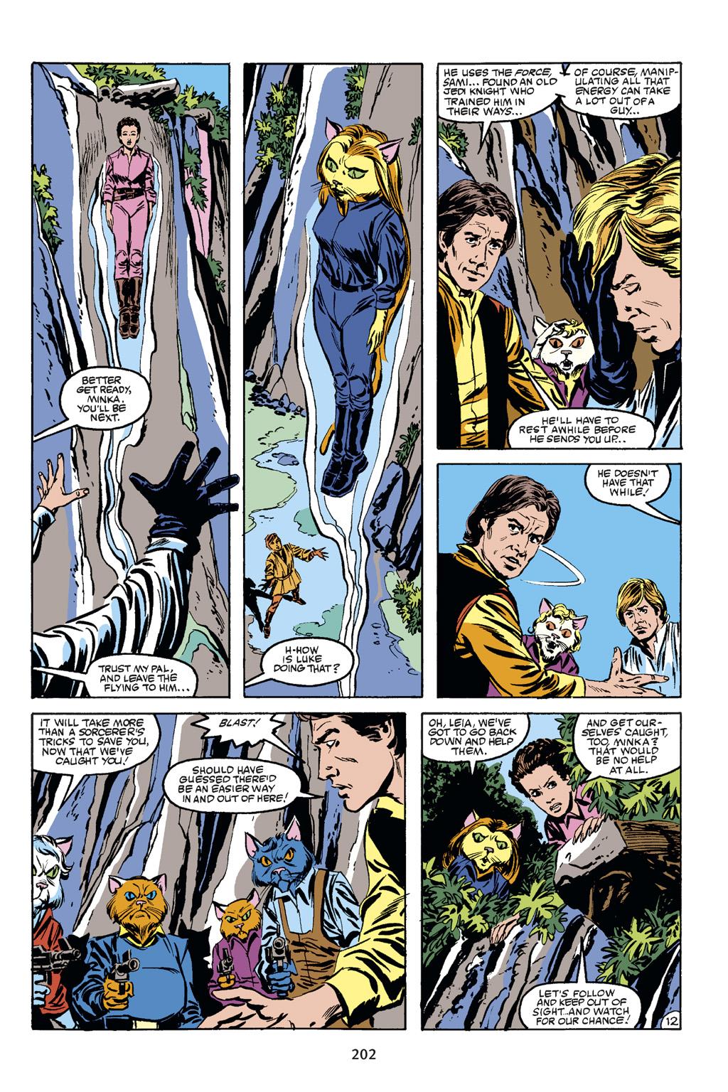 Read online Star Wars Omnibus comic -  Issue # Vol. 21 - 194