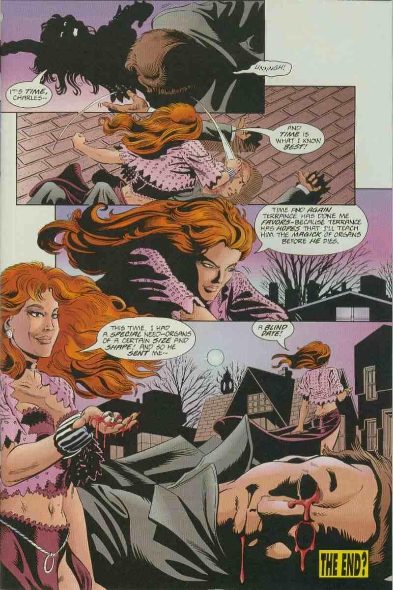 Read online Ultraverse Premiere comic -  Issue #11 - 16