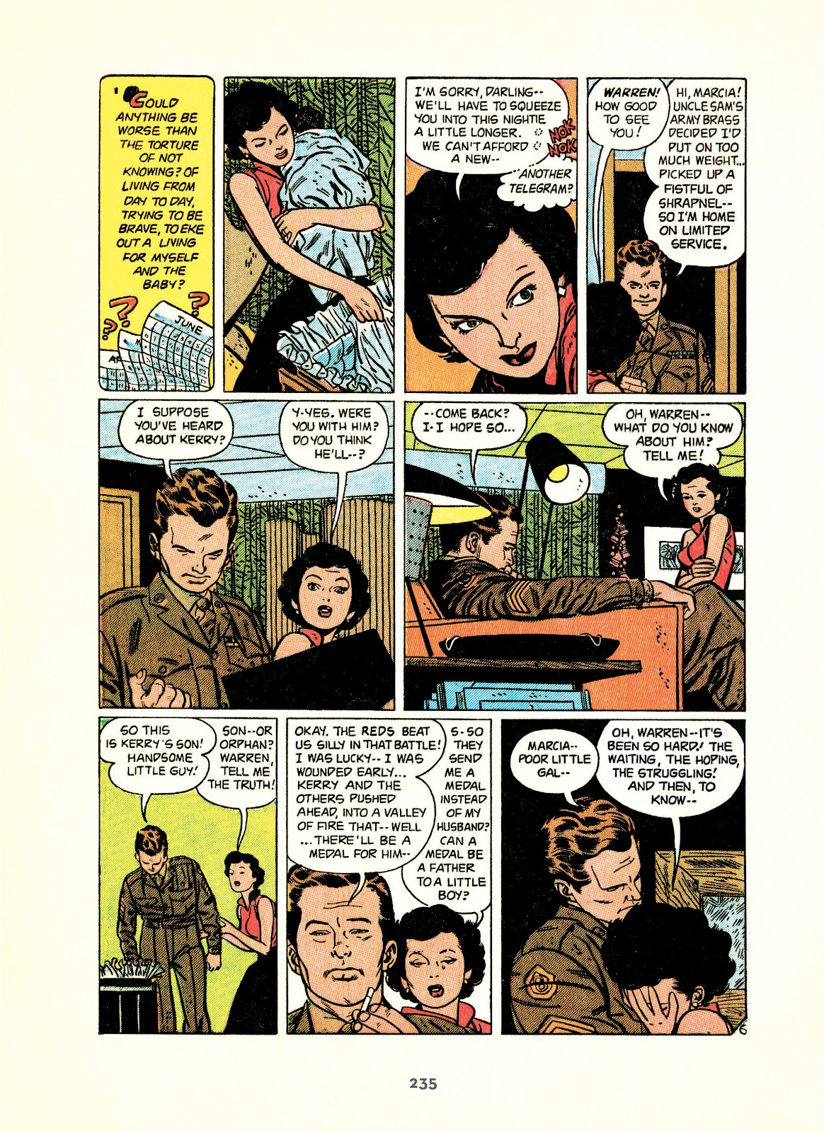 Read online Setting the Standard: Comics by Alex Toth 1952-1954 comic -  Issue # TPB (Part 3) - 36