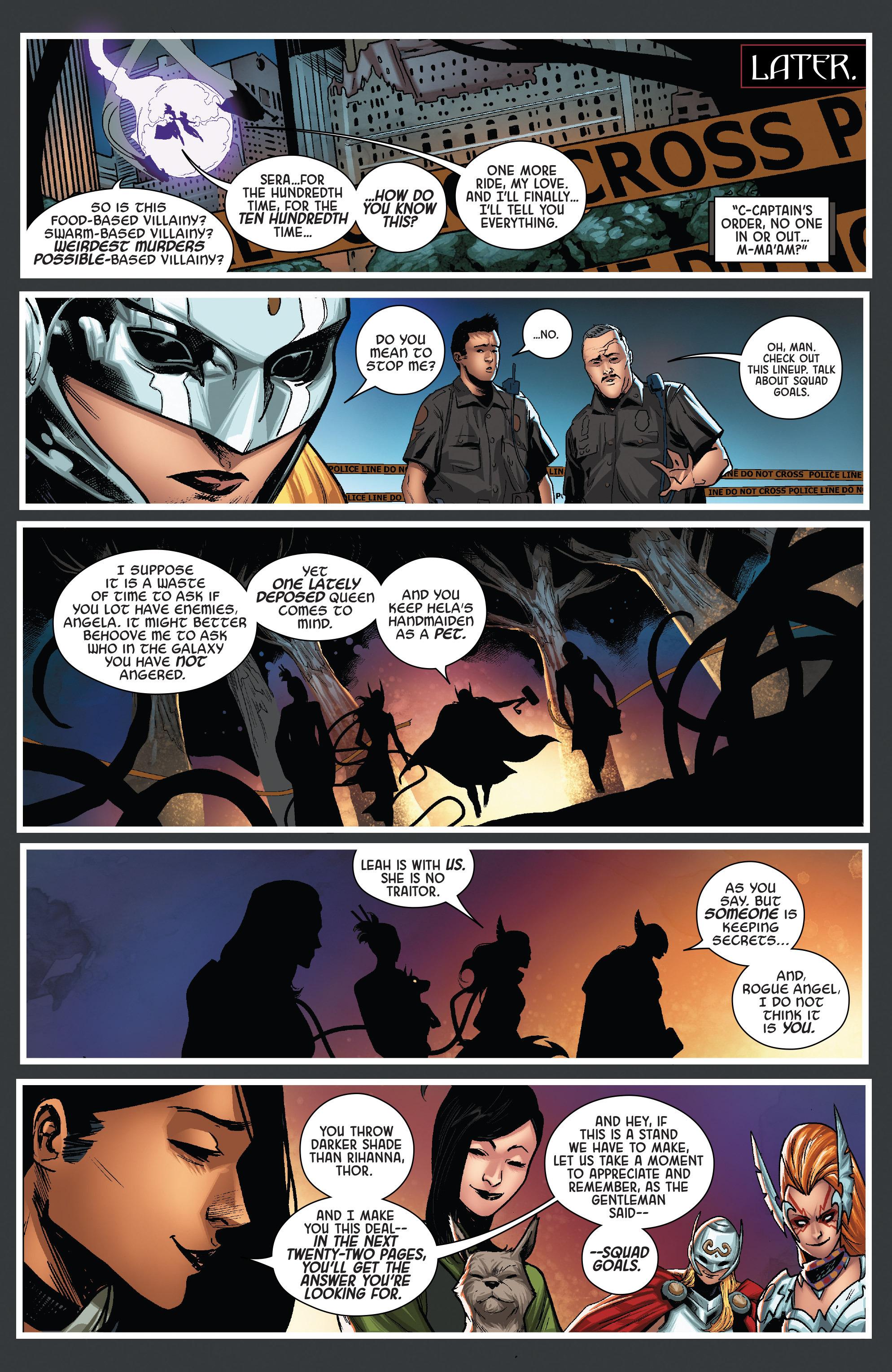 Read online Angela: Queen Of Hel comic -  Issue #6 - 17