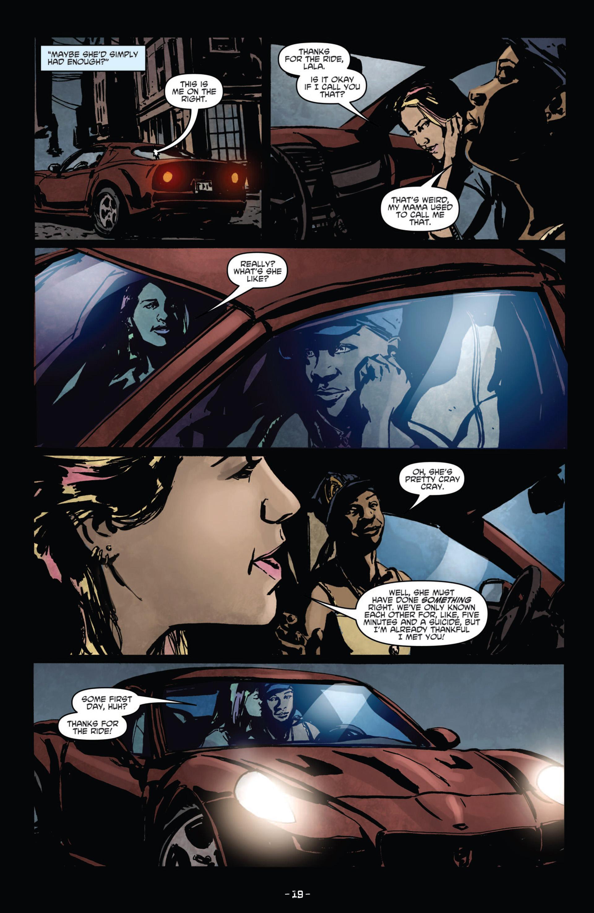 Read online True Blood (2012) comic -  Issue #11 - 22