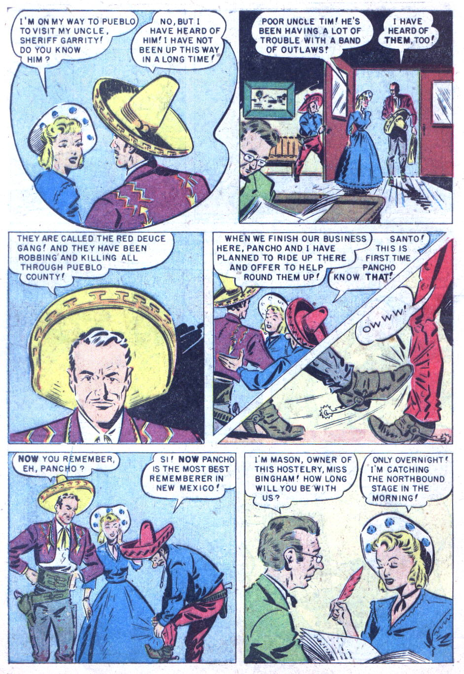 Four Color Comics issue 292 - Page 6