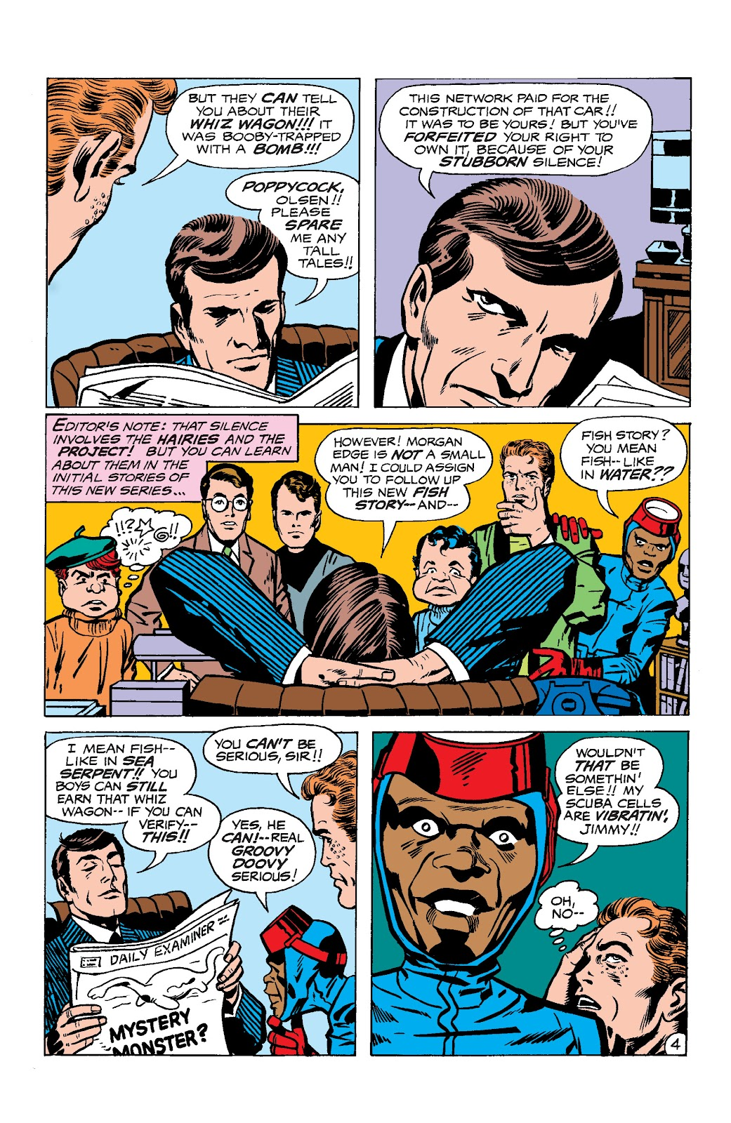 Read online Superman's Pal, Jimmy Olsen by Jack Kirby comic -  Issue # TPB (Part 3) - 43