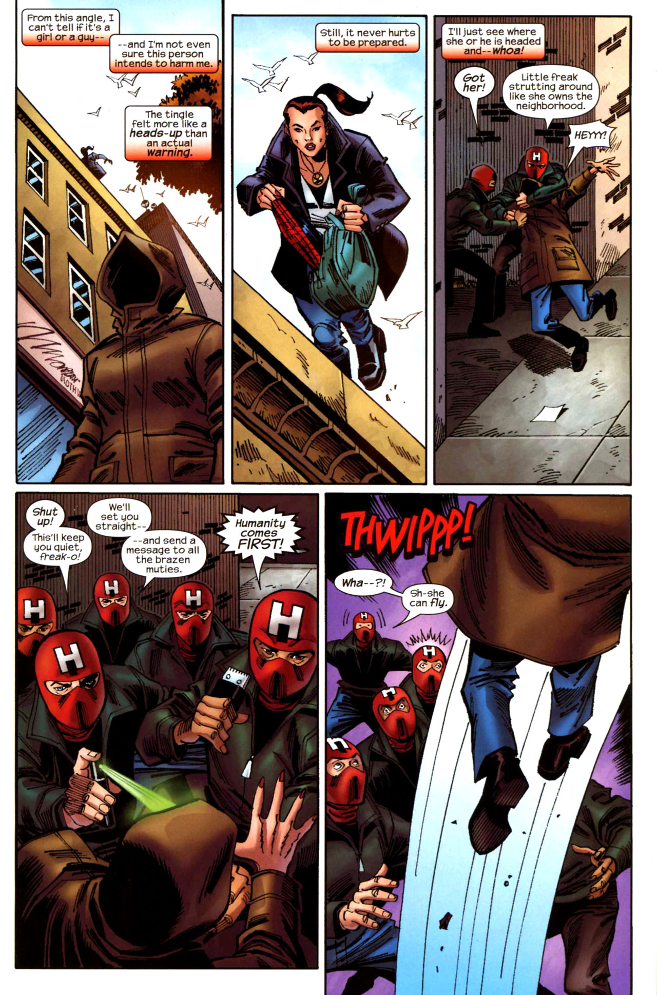 Read online Amazing Spider-Girl comic -  Issue #20 - 14
