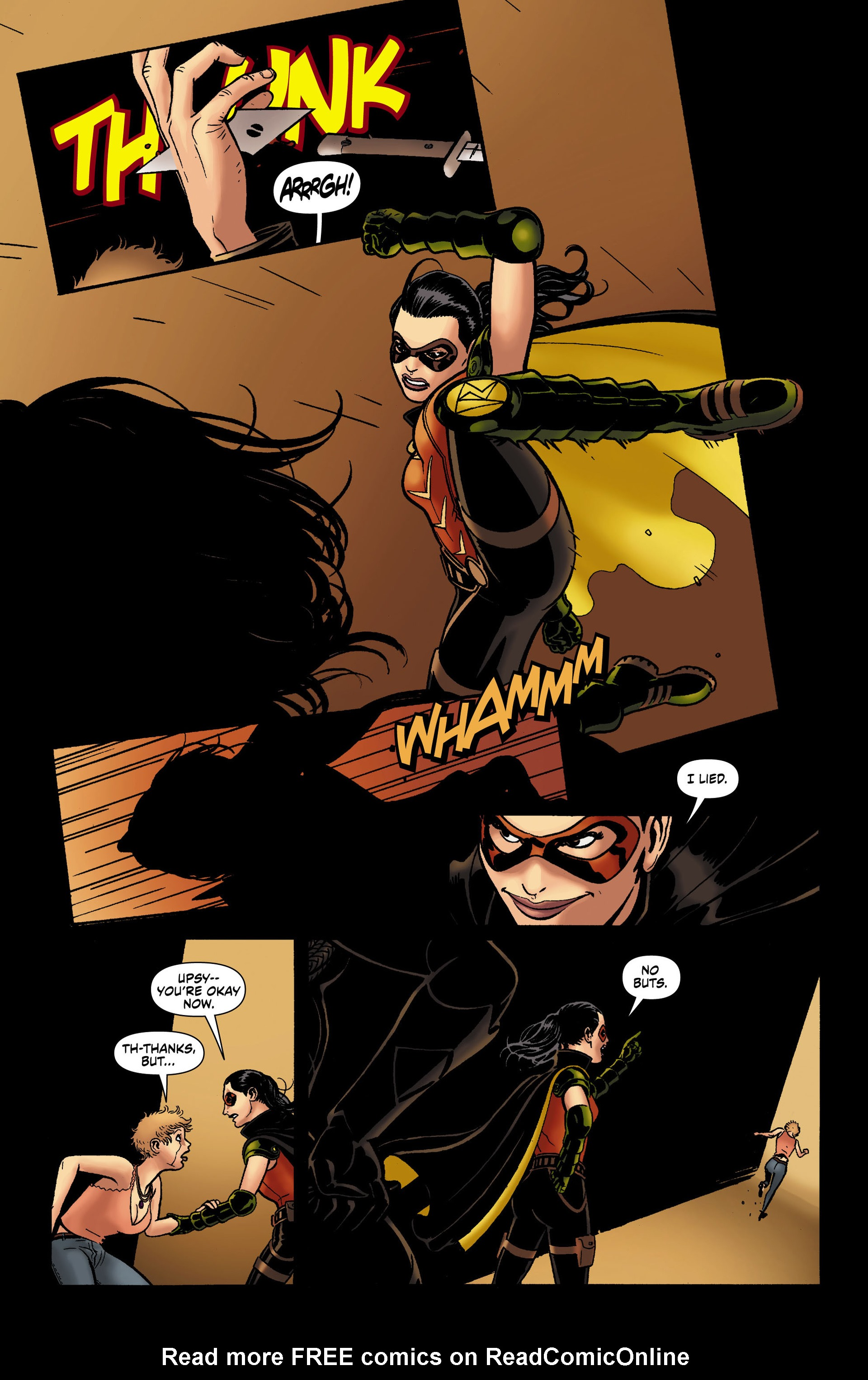 Read online Worlds' Finest comic -  Issue #0 - 7