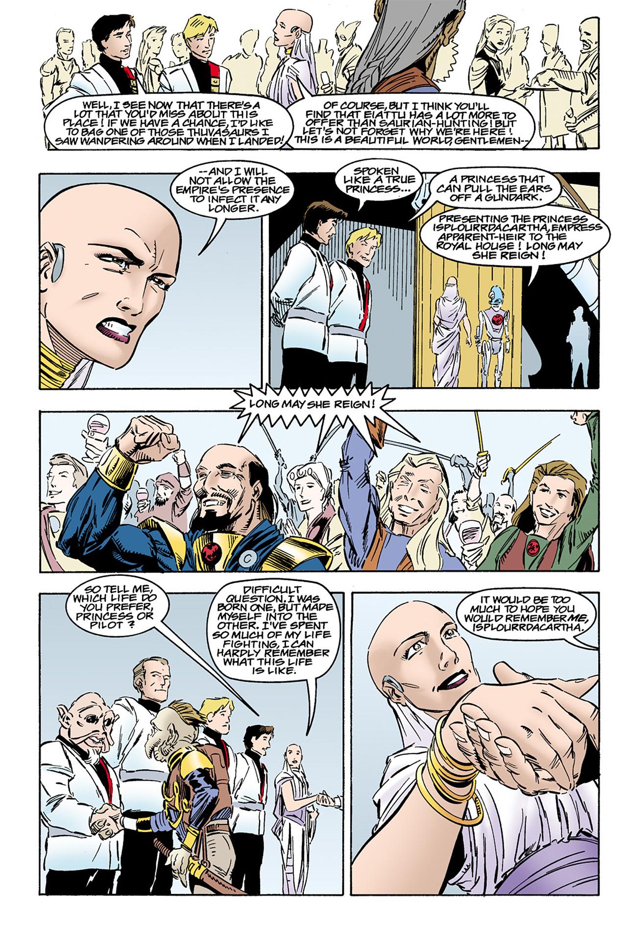 Read online Star Wars Omnibus comic -  Issue # Vol. 2 - 141