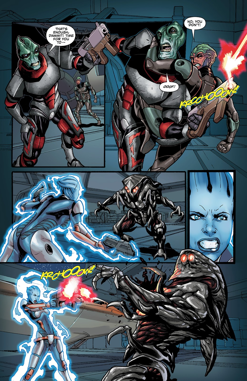 Mass Effect: Redemption Issue #4 #4 - English 18