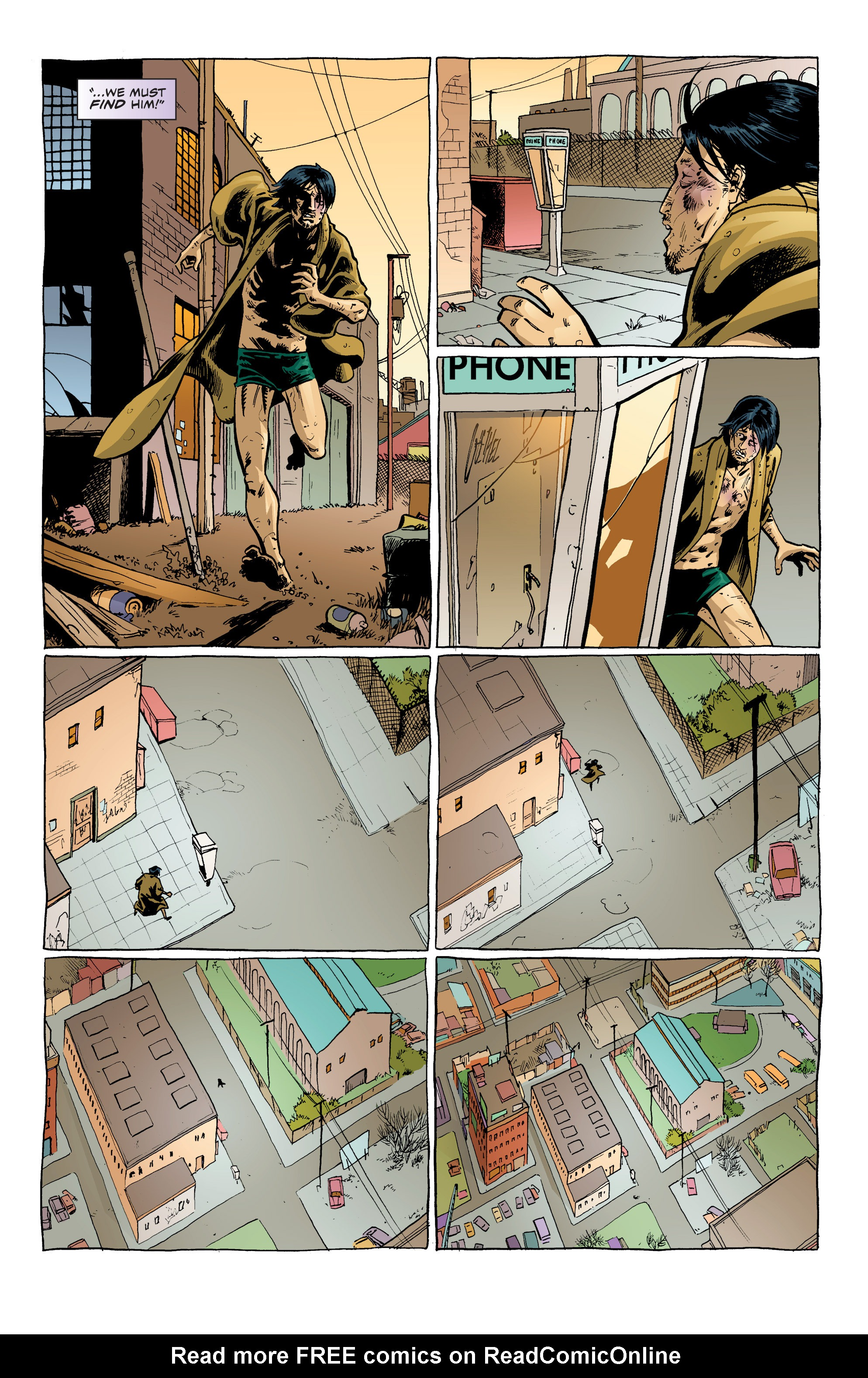 Read online Secret Identities comic -  Issue # _TPB - 130