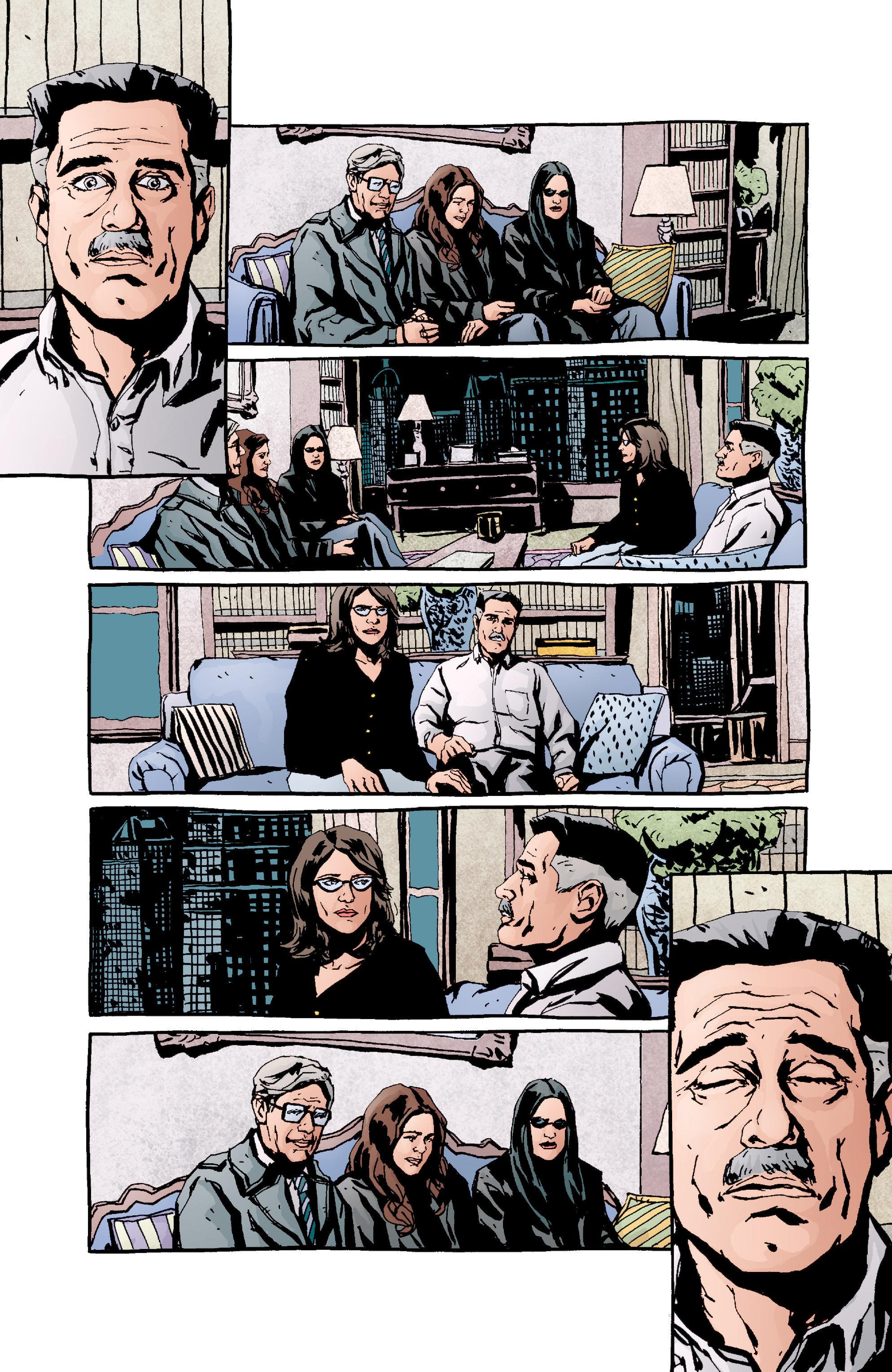 Read online Alias comic -  Issue #20 - 8