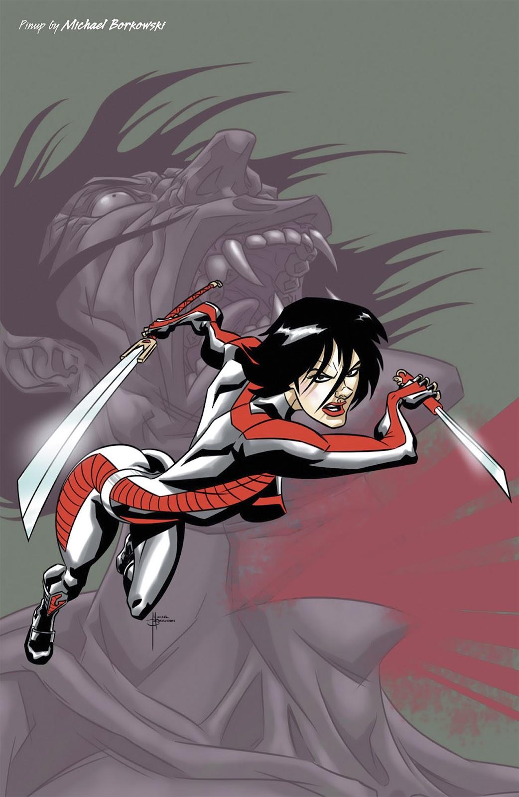 Read online Shinku comic -  Issue #3 - 26