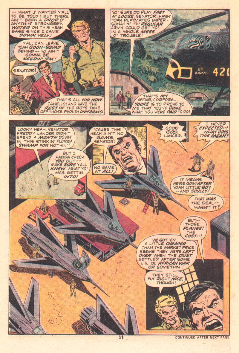 Read online Skull The Slayer comic -  Issue #7 - 8
