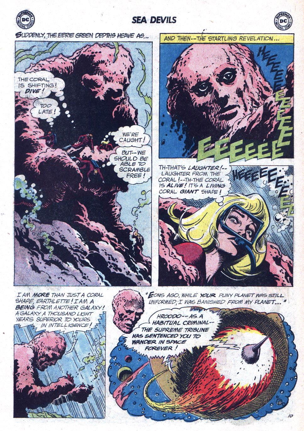 Read online Sea Devils comic -  Issue #9 - 15