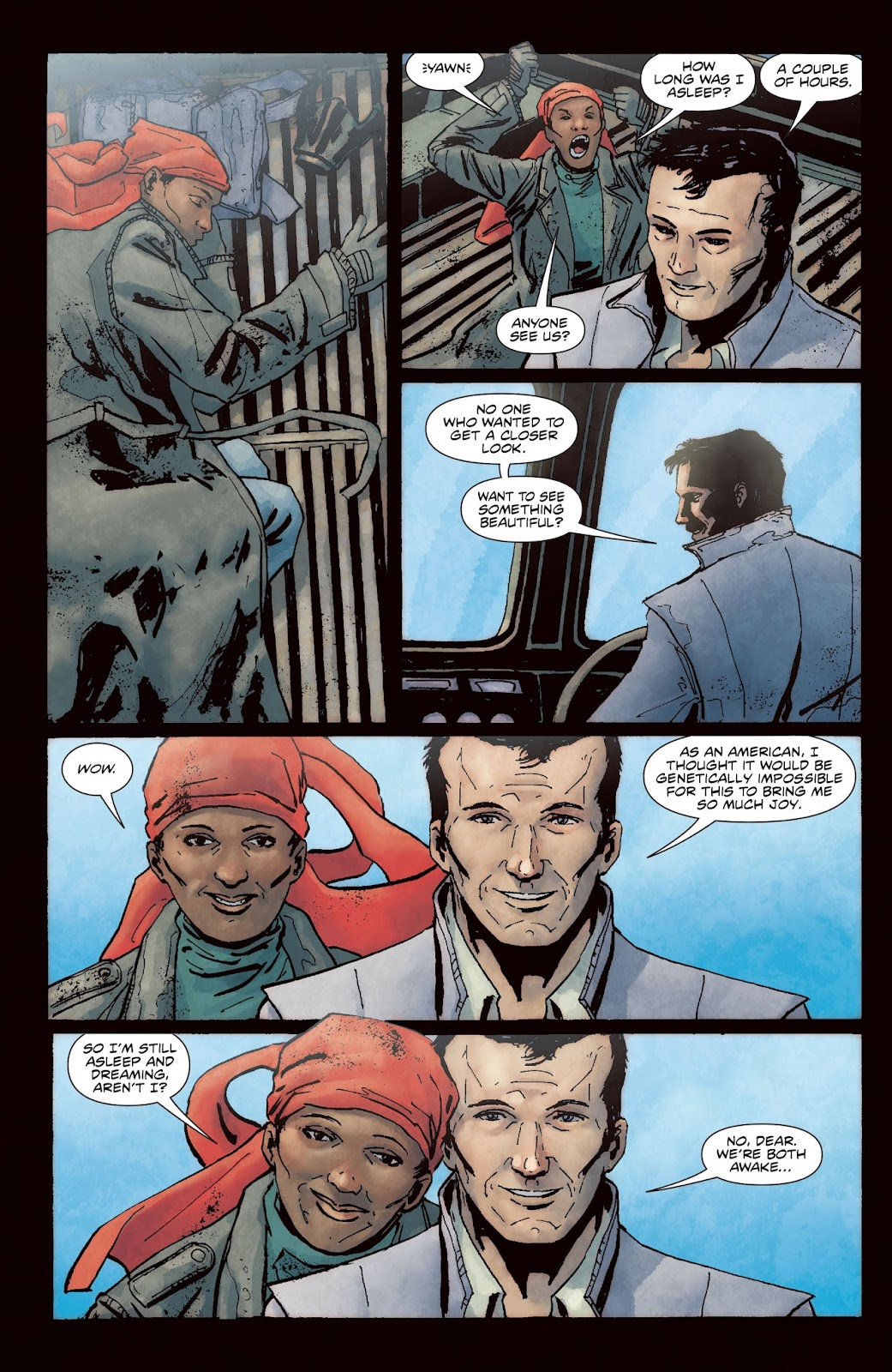 28 Days Later issue 24 - Page 14
