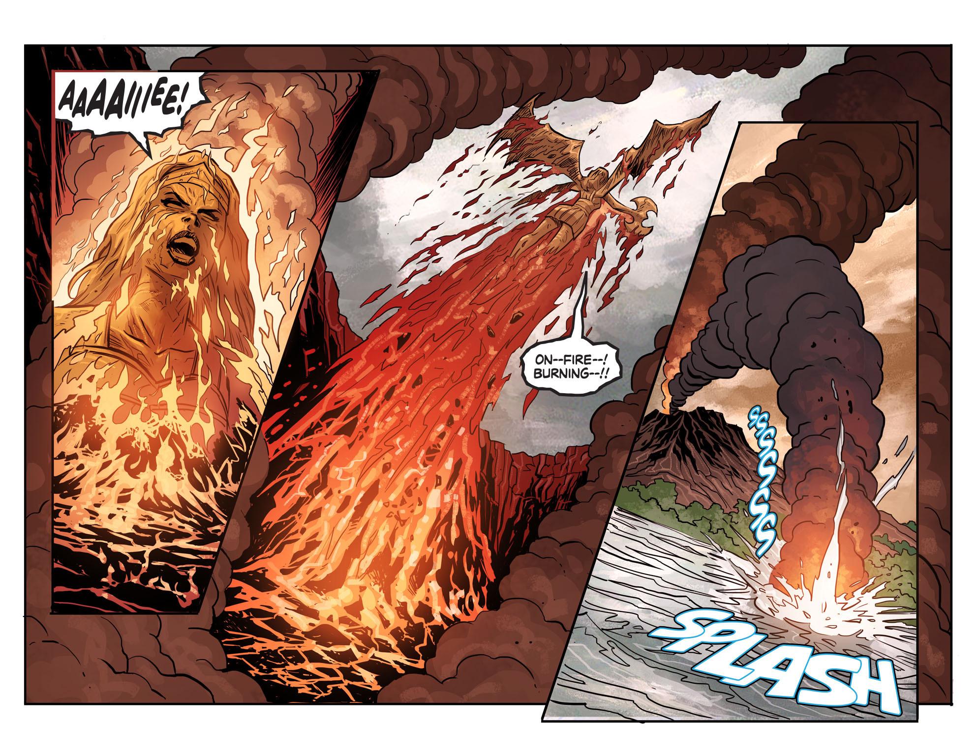 Read online Wonder Woman '77 [I] comic -  Issue #15 - 17