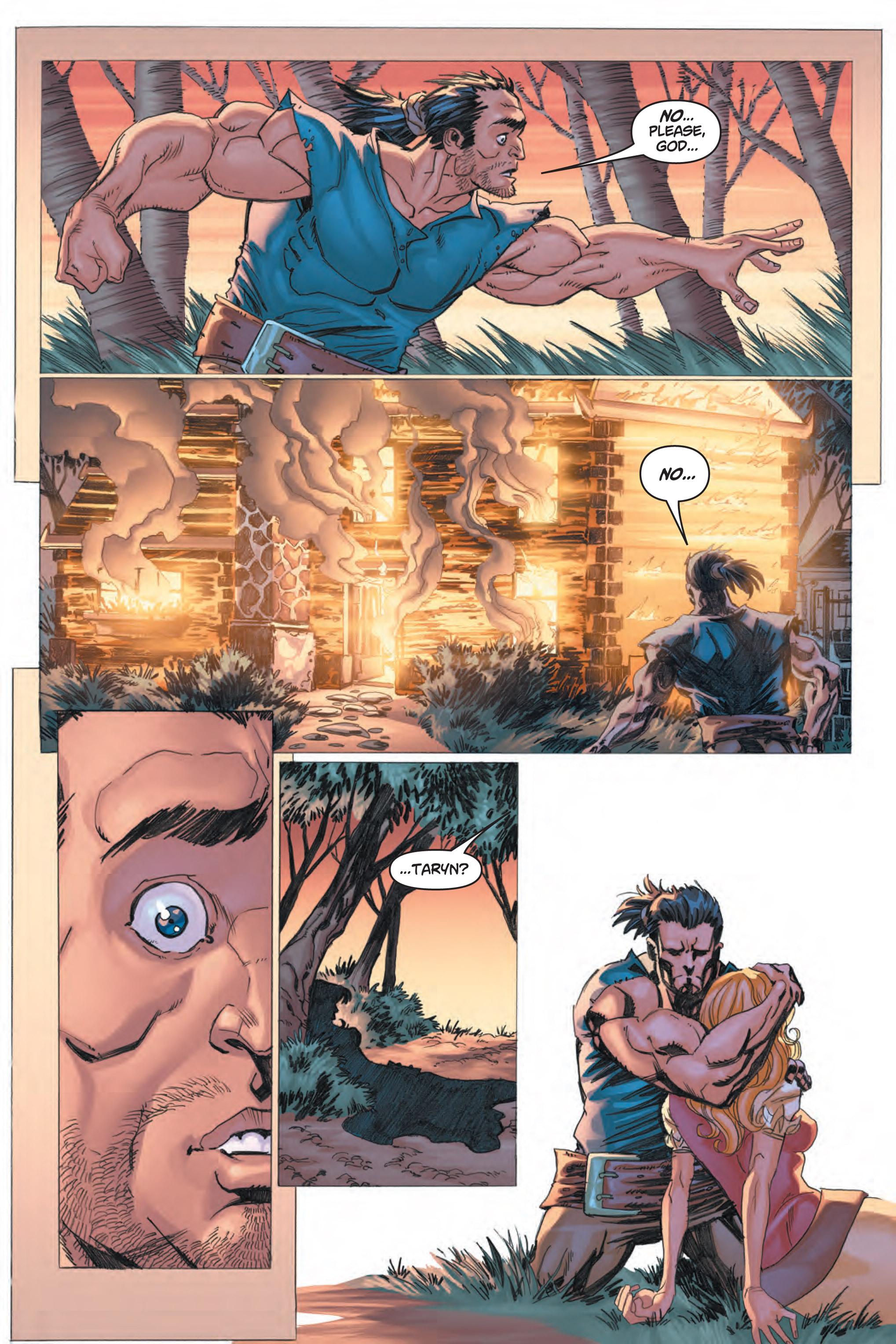 Read online Skyward comic -  Issue #1 - 19