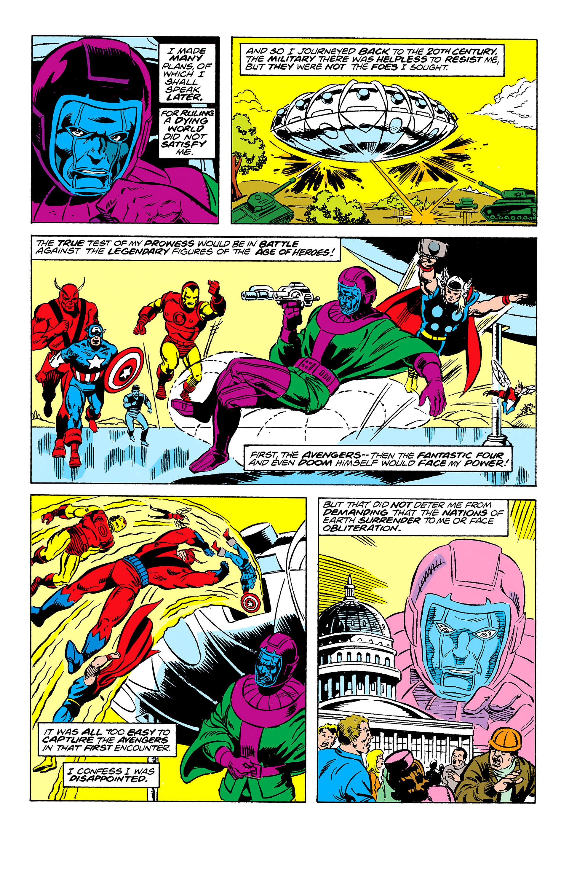 Read online Captain America (1968) comic -  Issue # _Annual 11 - 54